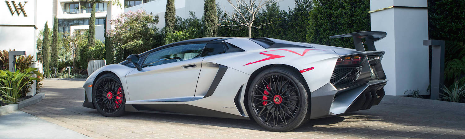 Everything to Know About the Lamborghini Aventador SV Roadster