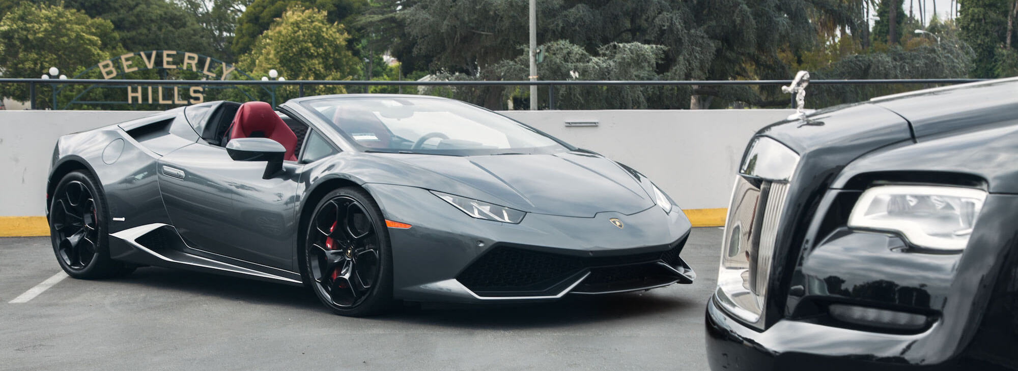 Top 5 Exotic Cars to Rent in Los Angeles