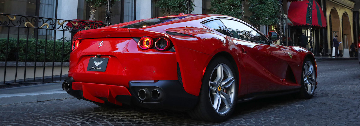 5 Things You Must Know About The Ferrari 812 Superfast