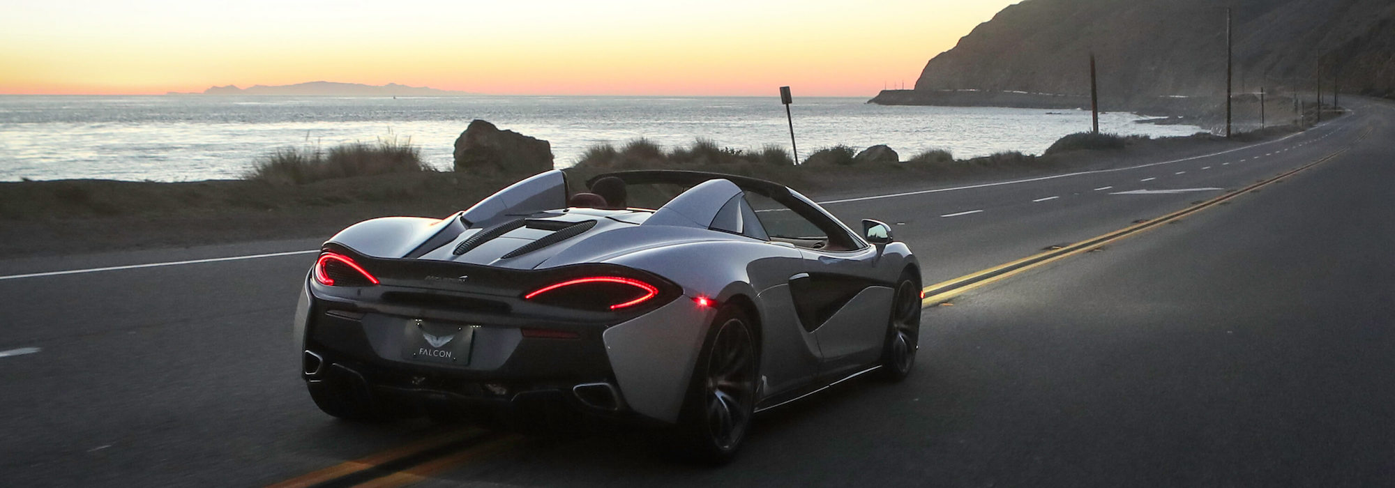 Best Places in LA to Drive a Supercar